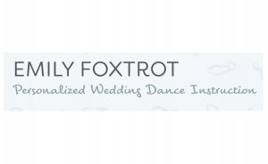 Emily Foxtrot Personalized Wedding Dance Instruction