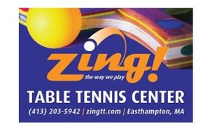 Zing! Table Tennis Center