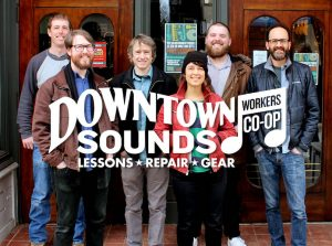 Downtown Sounds Workers Co-Op