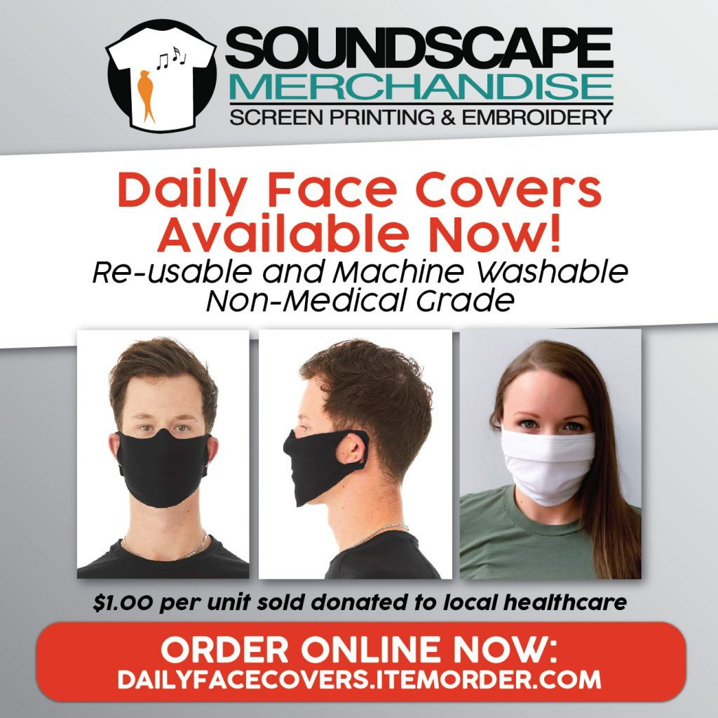 Daily Face Covers – IG