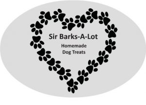 Sir Barks-A-Lot Homemade Dog Treats