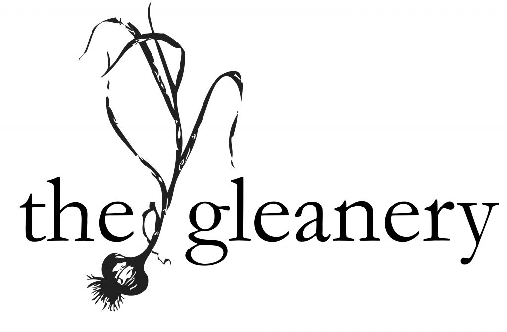 The Gleanery Logo specs