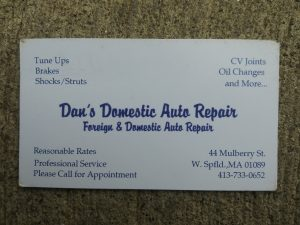 Dan's Domestic Auto Repair